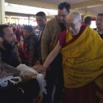 Meeting with the Dalai Lama/Work Camp with Tibet-in-exile