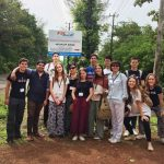 The Experiment in International Living (EIL) School, Spain Work Camp at Kundapur – June 2017